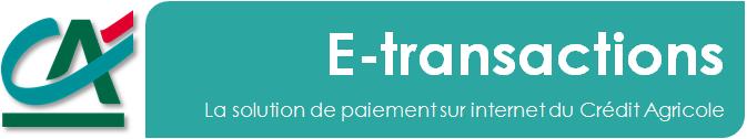 e-transaction by Crédit Agricole